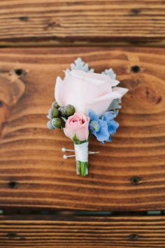 Pastel boutonniere: http://www.stylemepretty.com/california-weddings/malibu/2014/04/15/wedding-al-fresco-at-rancho-del-cielo/ | Driver Photo - http://driverphoto.net/