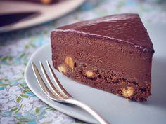 Découvrez la recette Gâteau fraîcheur au chocolat de Pierre Hermé sur cuisineactuelle.fr.