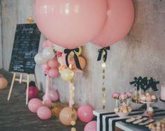 Ballon géant ballon rose ballon géant shower par ButtercupBlossom