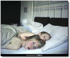 『女摄影师』Anna Grzelewska,我的女儿