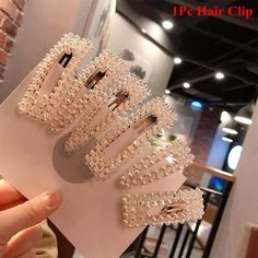 Girl's Hair Accessories Flight Tracker Korea Fashion Acrylic Duckbill Clip Women Girls Hair Clips Hairpins Accessories For Women Hair Clamp Barrette Hairgrip Hairclip