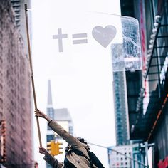 Easter from NYC - CrossEqualsLove