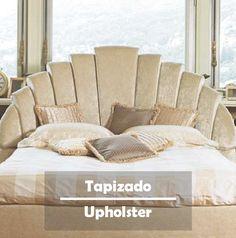 En Locus también ofrecemos tapizado de muebles de lujo, textiles con calidad y en diferentes acabados y pliegues.  Puedes ver más sobre nuestro trabajo en nuestro catálogo web.