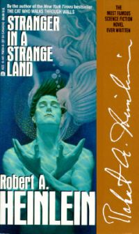 Heinlein can be a bit over-the-top, but this book had a profound effect on me.  And a very fun read.