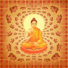 buddha lotus fractal by hanciong.deviantart.com on @DeviantArt