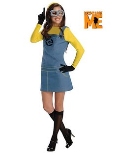 minon custome ideas | Home • Costumes • Womens Costumes • TV and Movie