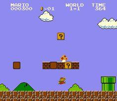 Super Mario Bros. (1985, NES) - Super Mario Bros. 30th anniversary retrospective - EW.com