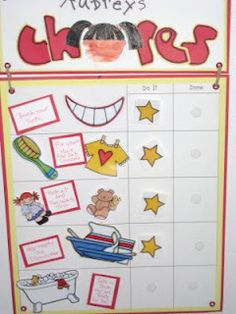 Chore Charts! - Somewhat Simple