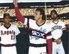 5f4ed69a53e Signed 8x10 RON KITTLE 83 AL ROY Chicago White Sox Autographed photo COA    Sports Mem