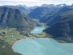 Skjolden, Norway