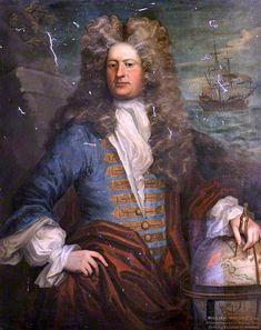 William Wright by Michael Dahl, c. 1705