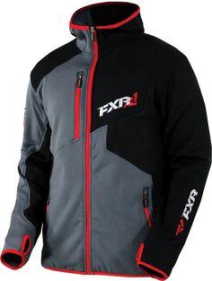 FXR Racing - Recoil Active Hoodie