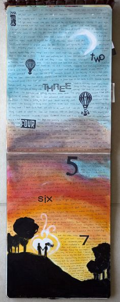 Beautiful page... by @karen grunberg