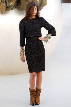 Chanel - Pasarela @vogue.es