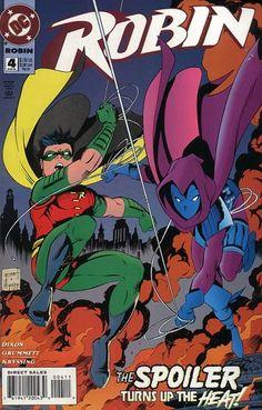 Robin #4.