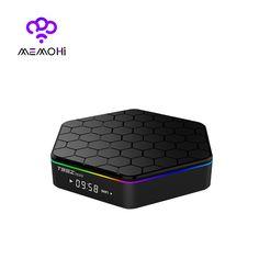 Decodificador de TV inteligente T95Z PLUS 2GB 16GB, Android 6.0, Amlogic S912, ocho núcleos 64 bits, reproductor multimedia con soporte para KODI, H.265, UHD 4K   en   de   en AliExpress.com | Alibaba Group