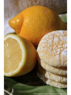Bolachinhas de limão