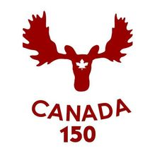 CANADA 150 moose head decal. Vinyl decal sticker auto home cut vinyl. Canadian | eBay