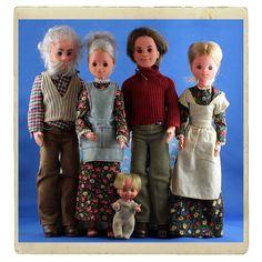ADAW 34/52 1975 Mattel Sunshine Family   Flickr - Photo Sharing!