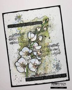 Mixed Media Cards, Art Journal Pages, Art Journaling, Studio Lighting, Nocturne, Distress Ink, Simply Beautiful, Making Ideas, Stencil