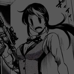 Anime Art Girl, Manga Girl, Manga Anime, Dark Anime Girl, Gothic Anime, Japanese Horror, 8bit Art, Cute Anime Pics, Cute Icons