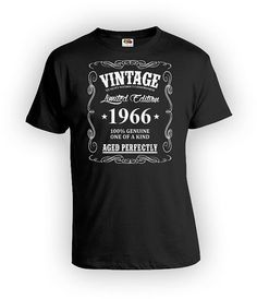50th Birthday T-Shirt - Great Birthday Gift for any 50 Year Old! >> IF…