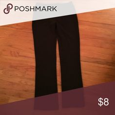 Nice and comfortable pants These nu/sport pants are great for every day wear . Comfortable. Slightly used. nu/sport Pants