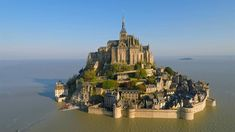 Video of Iconic Mont Saint-Michel in France