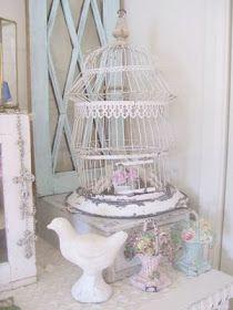 I Heart Shabby Chic: Shabby Chic Birdcages