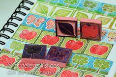 StampingMathilda: Carved Inchies #3