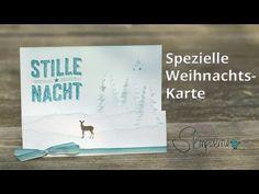 Anleitung Weihnachtskarte Wie ein Weihnachtslied Stampin´ Up! - YouTube