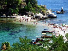 Taormina, Sicily. Italy
