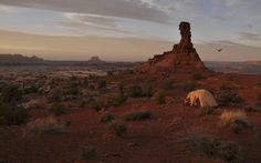Best Campsites: Canyonlands, Bryce, and Zion, Utah