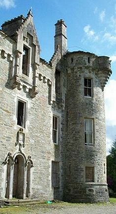 Dunan's Castle, Glendaruel, Argyll and Bute, Scotland