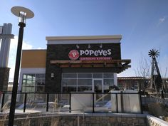 Happy to be working with Popeyes Canada Acrylic Pinmount and Halo lit letters on their location in Evanston. Can't wait to try the chicken! Popeyes Louisiana Kitchen, Pylon Sign, Exterior Signage, Channel Letters, Restaurant Signs, Light Letters, Halo, Canada, Chicken