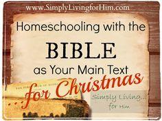 Christmas Homeschool