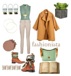 """""""Patterned boots"""" by sarahcanavan on Polyvore featuring Topshop, Brunello Cucinelli, Maison Margiela, Dooney & Bourke, Shabby Chic, Anastasia Beverly Hills, Alex Woo and Zephyr"""
