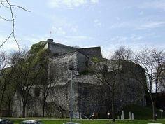 The Citadel of Namur, Belgium
