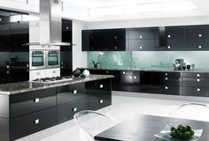 493 Best High Gloss Kitchen Images On Pinterest