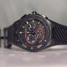 Technomarine Steel Evo Carbon #watch #technomarine