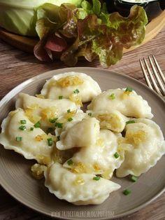 Pasta Recipes, Cake Recipes, B Food, Polish Recipes, Polish Food, Dumplings, Gnocchi, Food For Thought, Veggies