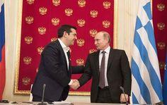 Όλα εδώ: Πούτιν: Η Ρωσία βοηθάει την Ελλάδα, η ΕΕ όχι