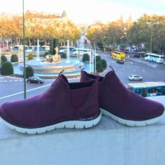 Sneaker boots, Skechers