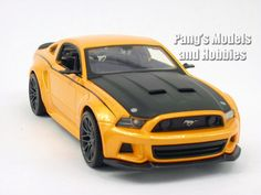 Ford Mustang GT 2014 Diecast 1/24 Model by Maisto