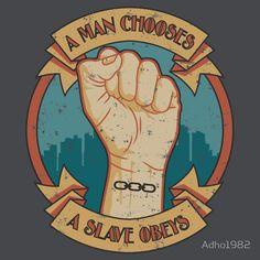 a man chooses a slave obeys Adhol1982
