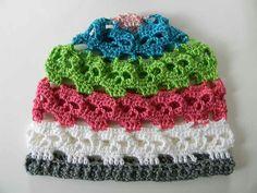 Crochet Skull Hat Pattern! Only $1.00!