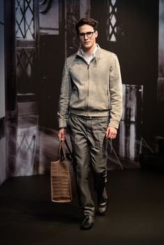 Tod's - Spring 2015 Menswear - Look 25 of 30