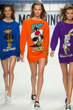 Moschino - Fall 2015 Ready-to-Wear