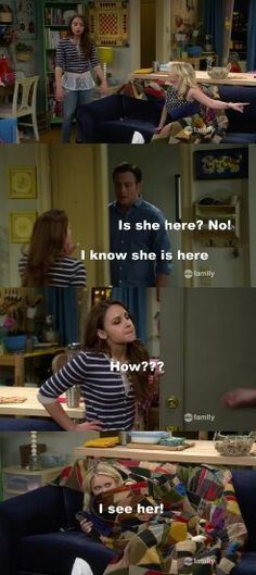 """#YoungAndHungry 2x10 """"Young & Part Two"""" -  Josh, Sofia and Gabi"""