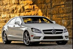 Gonna get me this one day!!! Mercedes-Benz CLS 550